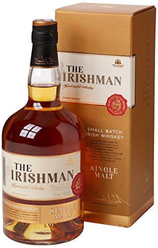 Photo of The Irishman Single Malt Whisky Spirits, 70 cl