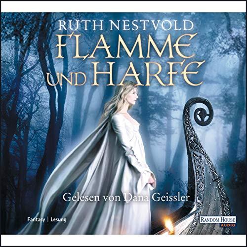 Flamme und Harfe Titelbild