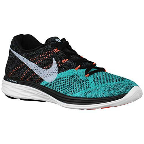 low priced 4367c 6901e Nike WMNS FLYKNIT LUNAR3 womens running-shoes 698182-008 ...