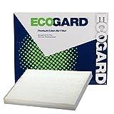 ECOGARD XC35491 Premium Cabin Air Filter Fits Toyota Corolla 2002-2008, Matrix 2003-2008