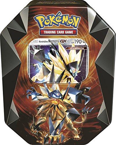 Pokemon 25986 Pokémon Company International PKM Tin 71 Abendmähne-Necrozma-GX Sammelkarten