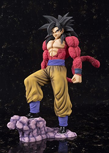 BANDAI 11276–Dragon Ball Gt 52126Figuarts Zero–Goku Super Saiyan 4
