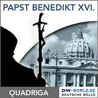 Papst Benedikt XVI. - im Schatten seines Vorgängers? Titelbild