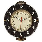 Pendulux, Marine Wall Clock, Home Decoration Gray
