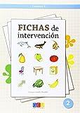 Fichas de intervención 2 (Fichas De Atencion) de Cristina Castillo Mordillo (25 jul 2013) Tapa blanda