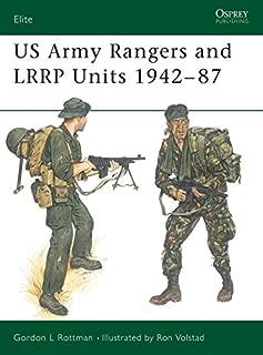 US Army Rangers & LRRP Units 1942–87 (Elite)