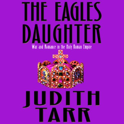 The Eagle's Daughter audiobook cover art