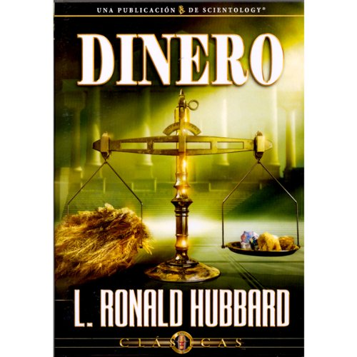 Dinero audiobook cover art