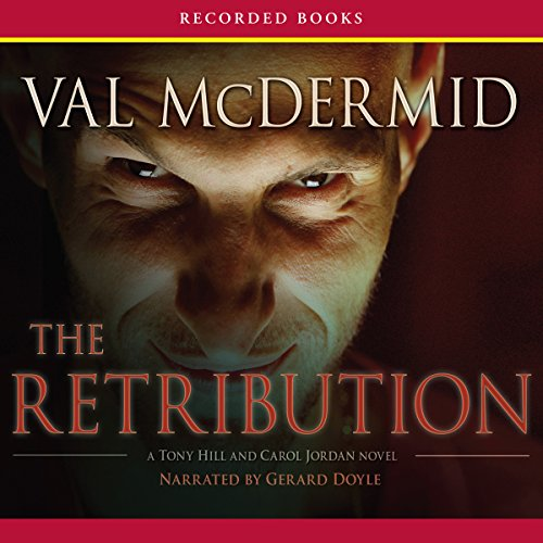 The Retribution audiobook cover art