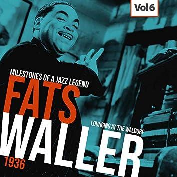 Milestones of a Jazz Legend - Fats Waller, Vol. 6