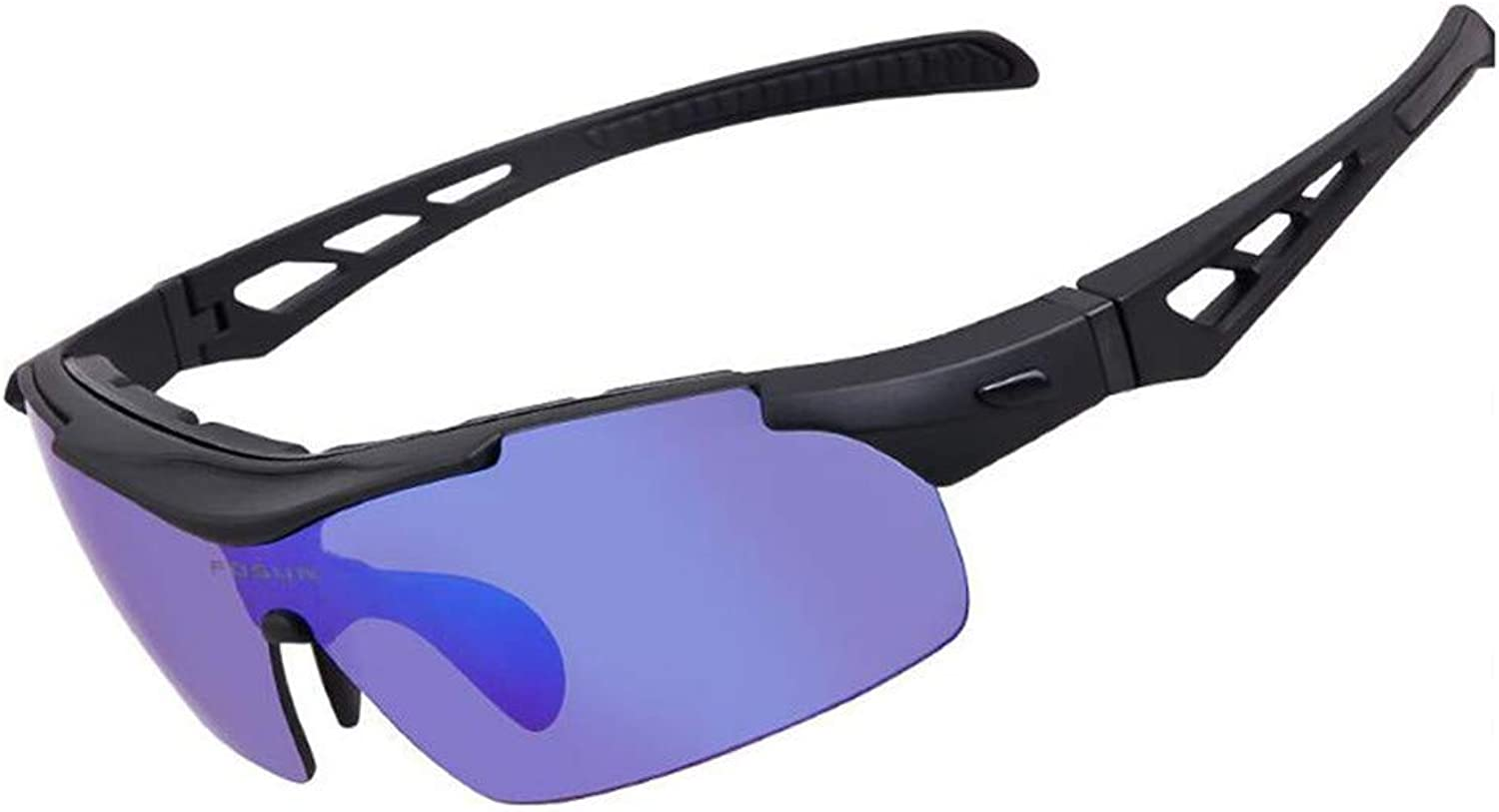 Cycling Glasses Suitable for Cycling, Baseball, Fishing, Ski Running, Sports Sunglasses, Men and Women Cycling Running Driving Glasses Sports Sunglasses
