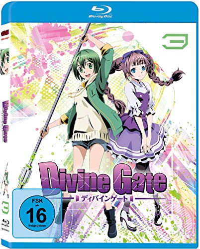 Divine Gate - Vol.3 - [Blu-ray]