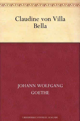 Couverture du livre Claudine von Villa Bella (German Edition)