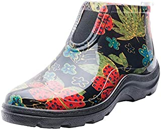 Sloggers 2841Bk08 Ankle Boot Wmn Blk 8