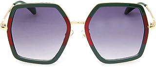 GAMT Oversized Square Sunglasses Women Vintage UV...