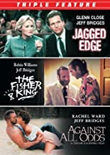 Jeff Bridges Triple Feature (Jagged Edge / Against All Odds / Fisher King) by IMAGE ENTERTAINMENT by Taylor Hackford, Terry Gilliam Richard Marquand