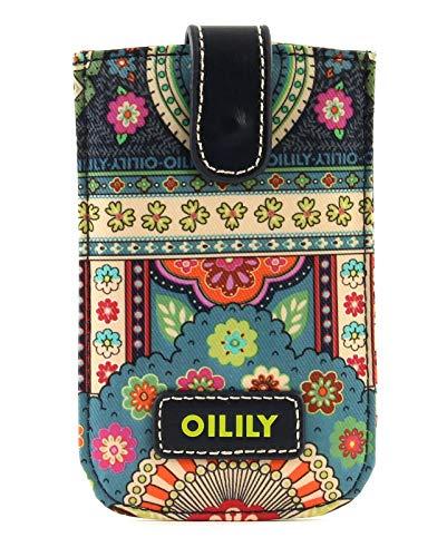Oilily Winter Ovation Smartphone Pull Hülle Indigo