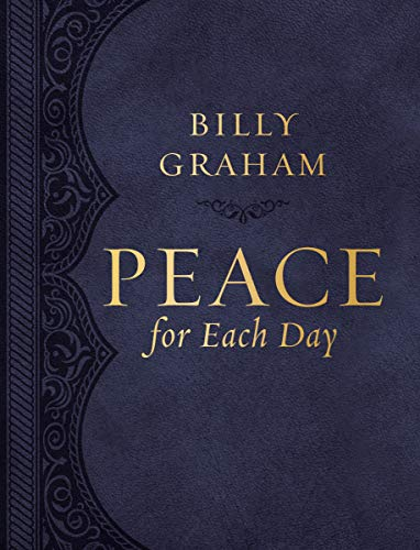 Peace for Each Day (Large Text Leathersoft)