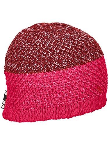 Ortovox Erwachsene Mütze Crochet Beanie Einheitsgröße Neon/Koralle (neon hot Coral)