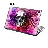 TaylorHe Skins 15,6' Autocollants en vinyle coloré avec motif pour ordinateur portable (38cm x 25,5cm) Laptop Skin