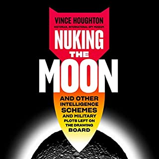 Nuking the Moon audiobook cover art