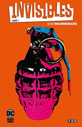 Los invisibles Vol. 1 De 5 (Biblioteca Grant Morrison) (Los Invisibles O.C. (Biblioteca Grant Morrison))