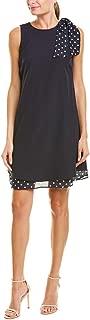 Women's Sleeveless Side Bow Neck A LINE Dress