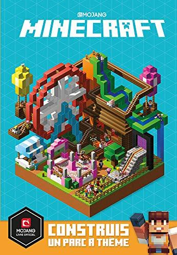 Minecraft : Construis un parc à thème