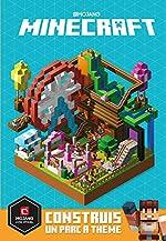 Minecraft : Construis un parc à thème - Construis un parc à thème - Livre officiel Mojang - De 9 à 14 ans de Stephanie Milton