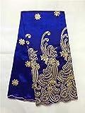 PENVEAT African George Wrapper Blau George