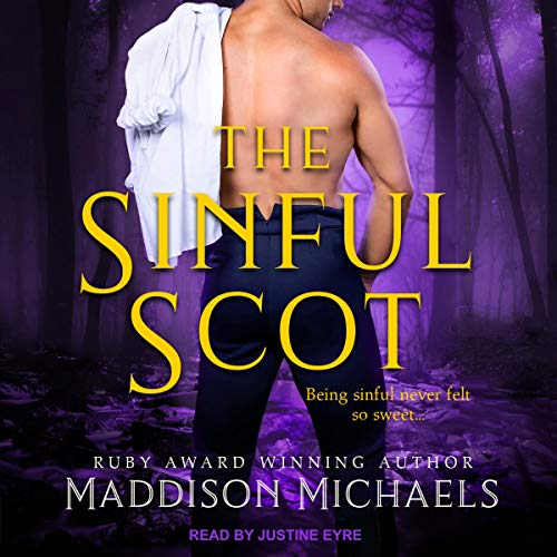 The Sinful Scot cover art