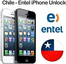 Entel Chile iPhone Unlock Service 4 4S 5 5C 5S 6 6+ 6S 6S+ 7 7+ Models - Supports Clean/Blocked/Blacklisted/Unpaid 100% Unlock Premium Unlock Service