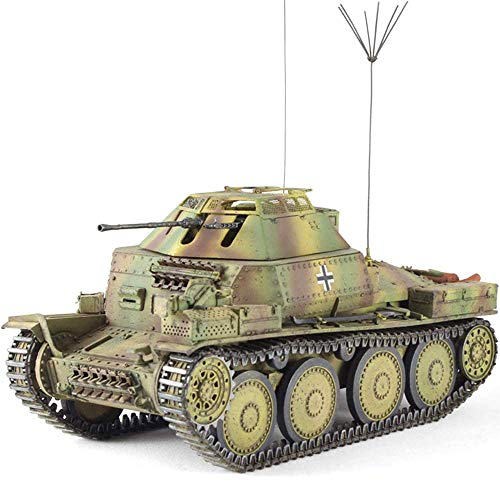 Sd Kfz 140/1 Tank Model Kit 1/35 Scale - SdKfz 140/1 Military Models Kits - WW2 German Sd.Kfz. 140/1 Tank Miniatures Plastic Model Kit Army Vehicle Building Kit