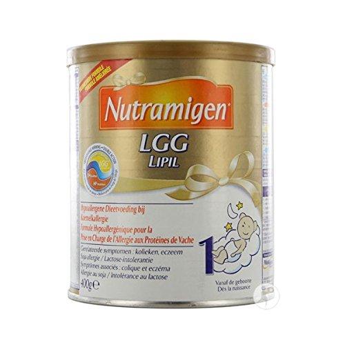 Leche Hipoalergénica para niños de polvo Nutramigen 1LGG 400g