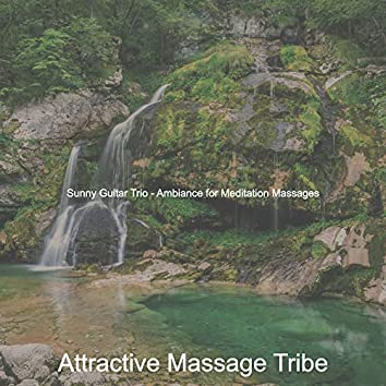 Sunny Guitar Trio - Ambiance for Meditation Massages