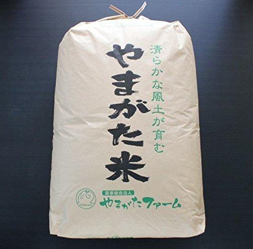 ★新米★ 2020年山形県産 つや姫(特別栽培米) 玄米30kg 石抜き済・一等米