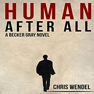 Human After All audiobook cover art