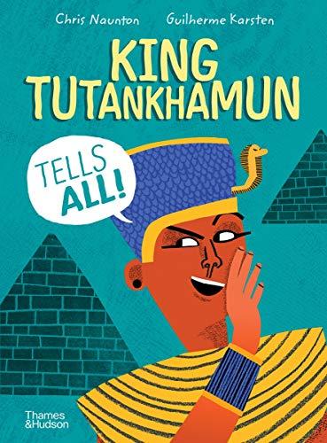 Image of King Tutankhamun Tells All!