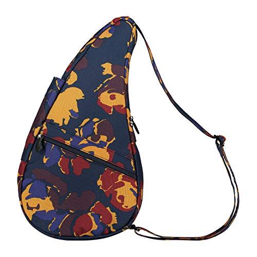 Healthy Back Bag Prints Small Navy Handbag