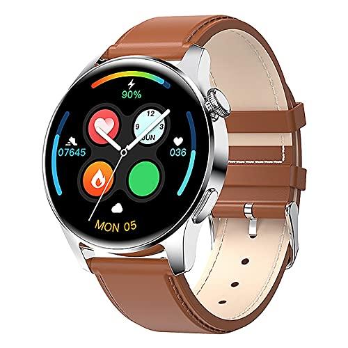 ZGZYL I29 Female Watch Watch Bluetooth Call Fitness Tracker con Presión Arterial/Oxígeno De La Sangre/Monitoreo De La Frecuencia Cardíaca Reloj Deportivo Impermeable con Podómetro,I