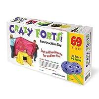 [クレイジーフォート]Crazy Forts! Crazy Forts,Purple, 69 pieces CF1 [並行輸入品]