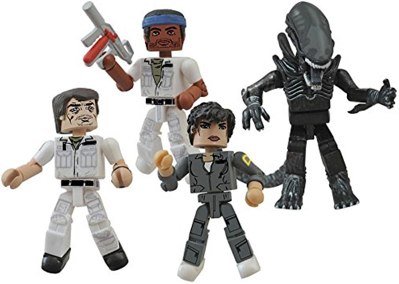 Diamond Select Toys Alien  5th Anniversary Minimates Box Set