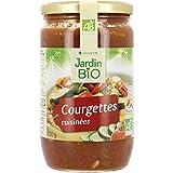 Jardin BiO étic Courgettes cuisinées 650g