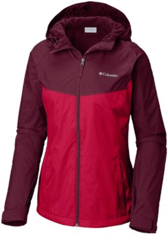 Columbia Womens Switchback Fleece Lined Jacket Raincoats
