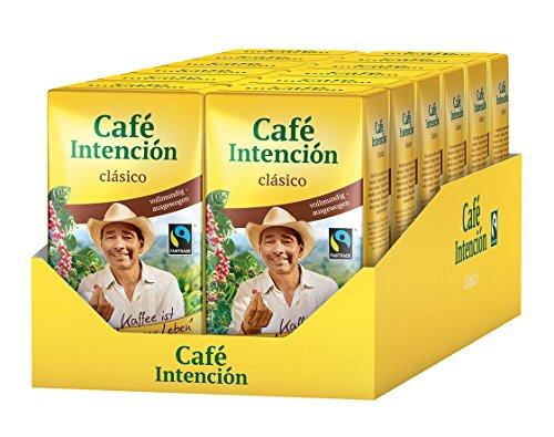 Darboven Cafe Creme Intención Café Crème 12x500g Fairtrade Transfair