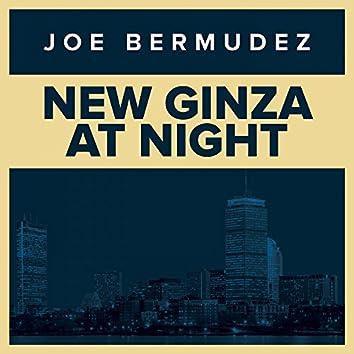 New Ginza At Night