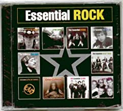Essential Rock Sampler (Original 2004 CD NEW Factory Sealed in the Original Shrinkwrap Featuring 10 Tracks Including: Bob Dylan, Santana, Cheap Trick, The Clash, The Byrds, Ozzy Osbourne, Men At Work, Electric Light Orchestra, Cindi Lauper, Stevie Ray Vaughan)