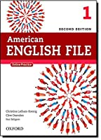 American English File 2/E Level 1 Studen Book iTutor Pack
