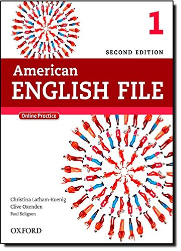 Download American English File 2/E Level 1 Studen Book iTutor Pack 0194776158