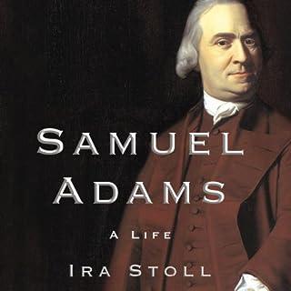 Samuel Adams audiobook cover art